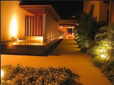 Entrance - Magnificent 5 Bedroom Villa with Ocean View in Punta Mita - Nayarit - rentals