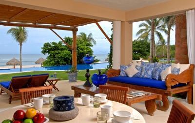 Excellent 3 Bedroom Condo in Punta Mita - Image 1 - Punta de Mita - rentals