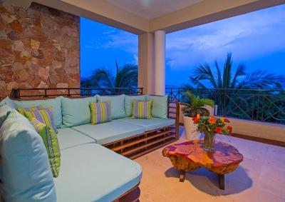Gorgeous 4 Bedroom Condo with Private Pool in Punta Mita - Image 1 - Punta de Mita - rentals