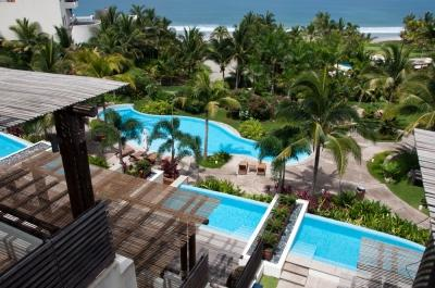 4 Bedroom Apartment with Ocean View in Punta Mita - Image 1 - Punta de Mita - rentals