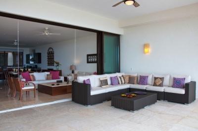 Astonishing 3 Bedroom Apartment in Punta MIta - Image 1 - Punta de Mita - rentals