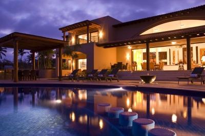 Delightful 5 Bedroom Villa with Veranda in Punta Mita - Image 1 - Punta de Mita - rentals