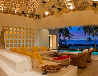 Spacious 5 Bedroom Villa in Puna Mita - Image 1 - Punta de Mita - rentals