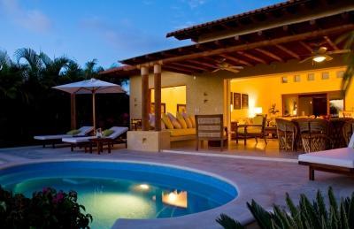 3 Bedroom Villa with Private Patio in Punta Mita - Image 1 - Punta de Mita - rentals