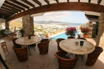 6 Bedroom hillside Villa with Private Pool in Cabo San Lucas - Image 1 - Cabo San Lucas - rentals