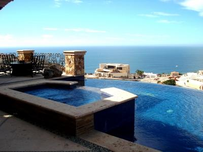 Lovely 6 Bedroom Home with Ocean View in Pedregal - Image 1 - Cabo San Lucas - rentals
