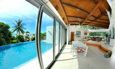 Delightful 4 Bedroom Villa with Private Pool & Jacuzzi in Playa del Carmen - Image 1 - Playa del Carmen - rentals