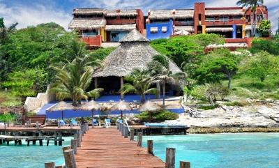 Breathtaking 10 Bedroom Home in Quintana Roo - Image 1 - Isla Mujeres - rentals