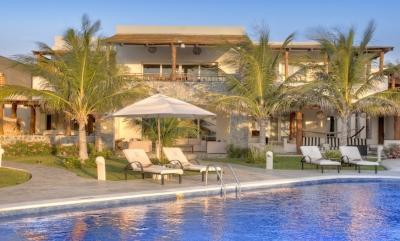 Stylish 7 Bedroom Villa with Private Pool & Outdoor Jacuzzi in Puerto Morelos - Image 1 - Puerto Morelos - rentals