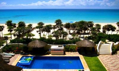 Unique 10 Bedroom Villa with Private Swimming Pool & Jacuzzi in Playa del Secreto - Image 1 - Playa del Secreto - rentals