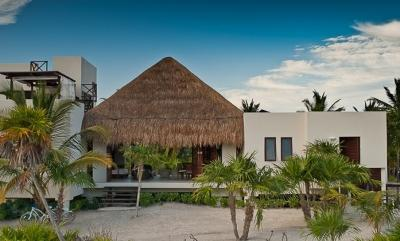 Tremendous 4 Bedroom House with Private Jacuzzi in Quintana Roo - Image 1 - Punta Allen - rentals