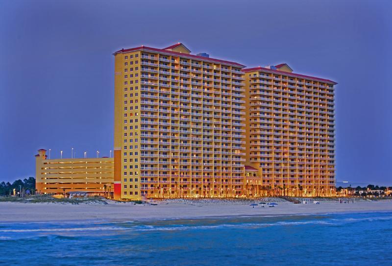 3 Bedroom Ocean Front Condo at Calypso Resort - Image 1 - Panama City Beach - rentals