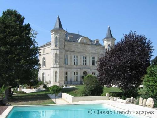 Elegant Country Chateau FRMD107 - - Image 1 - Lot-et-Garonne - rentals
