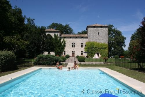 Commanding Medieval Chateau FRMD115 - - Image 1 - Atur - rentals