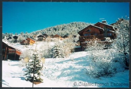 Chalet Bellevue FRMS102 - Image 1 - Meribel - rentals