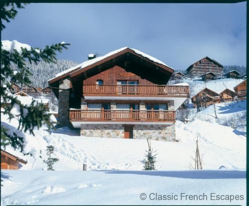 Chalet Nant de Morel FRMS103 - Image 1 - Meribel - rentals