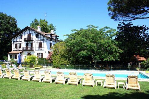 Manoir Basque Landes FRNS101 - Image 1 - Soustons - rentals