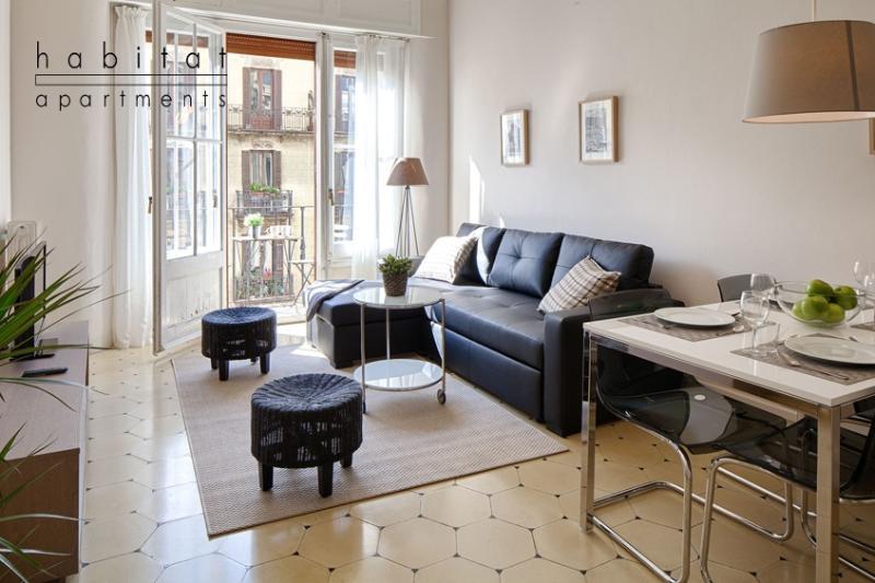 Bailen Balcony Apartment - Image 1 - Barcelona - rentals