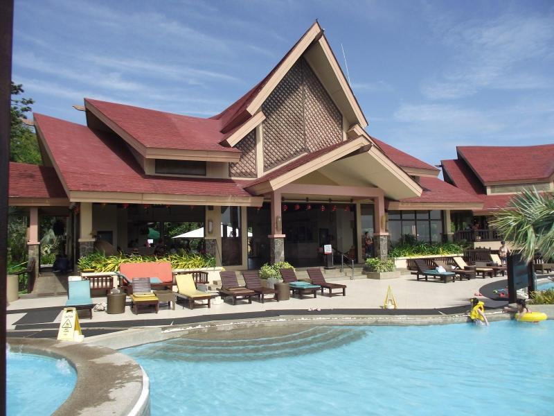 Lobby and infinity pool - Resort Living at Affordable Prices, Starting at 30 - Boracay - rentals