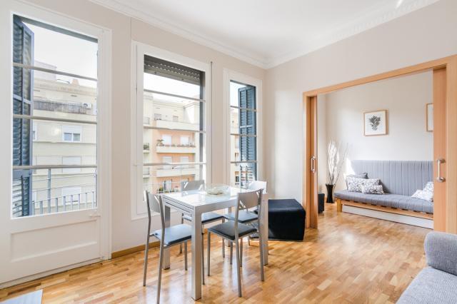 SAGRADA FAMILIA'S VIEW - Image 1 - Barcelona - rentals