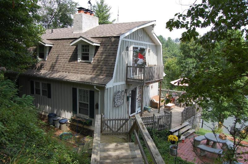 Lakeside Cottage - Lakeside Cottage - West Jefferson - rentals