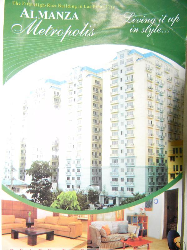 The Condo Building - Affordable 2 Br Condo across SM Southmall, Las Pin - Las Pinas - rentals