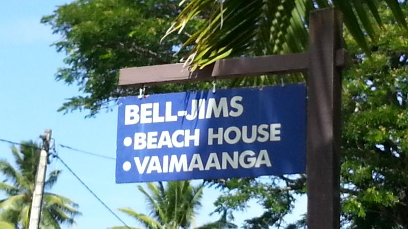 Welcome to Bell-Jims! - Bell jims Beach House  - Best rate beach house - Rarotonga - rentals