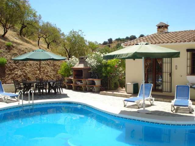 Very private pool area - Very private luxury villa, Sat TV, Wifi, Air Con.. - Coin - rentals