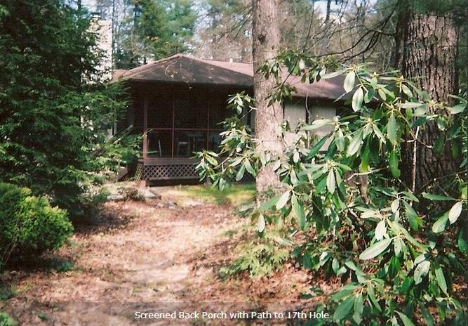 SCREENED BACK PORCH - LOCATION!! LOCATION!! QUIET SETTING- EASY ACCESS - Brevard - rentals