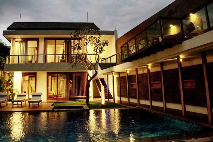 4 bedroom Luxury Villa in Seminyak - 200m to the Beach - Image 1 - World - rentals