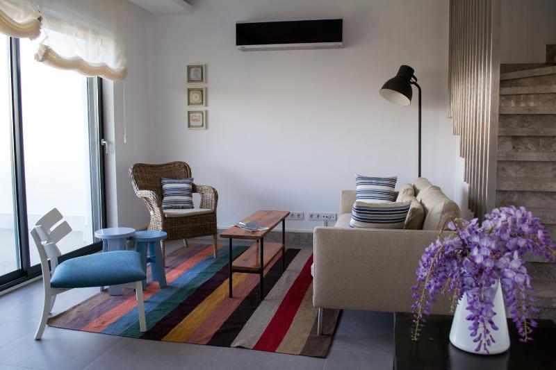 Living Room - Beautiful Maisonette at luxury spa resort near Side - Colakli - rentals