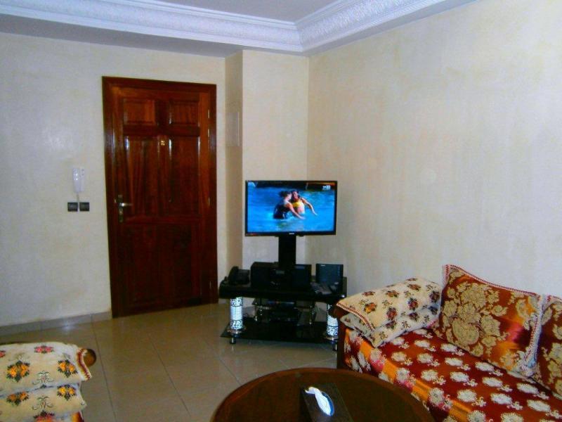 Living room - Gueliz Ajiad Majorelle 9 - Marrakech - rentals