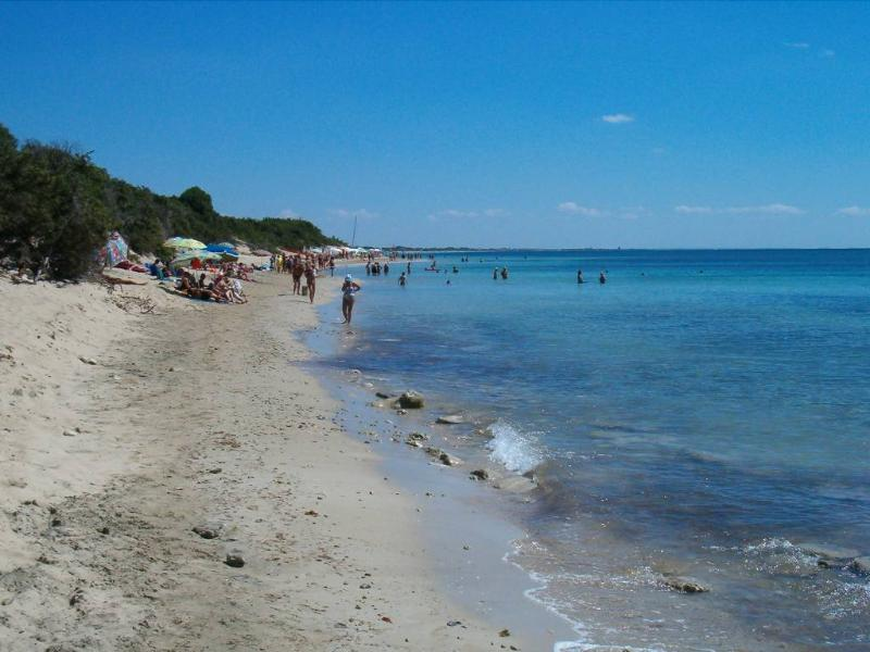 Villa S. Pietro Bevagna walking to the sandy beach - Image 1 - Manduria - rentals