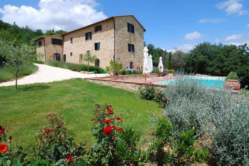 - Villa Salute - Pievescola - rentals