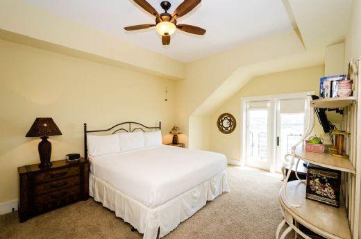 Master Bedroom - 405 - Compass Point I - Watercolor - rentals