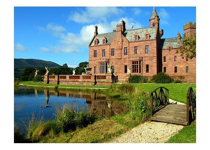 britain-ireland/ireland/c19th-baronial-castle - Image 1 - Ardpatrick - rentals