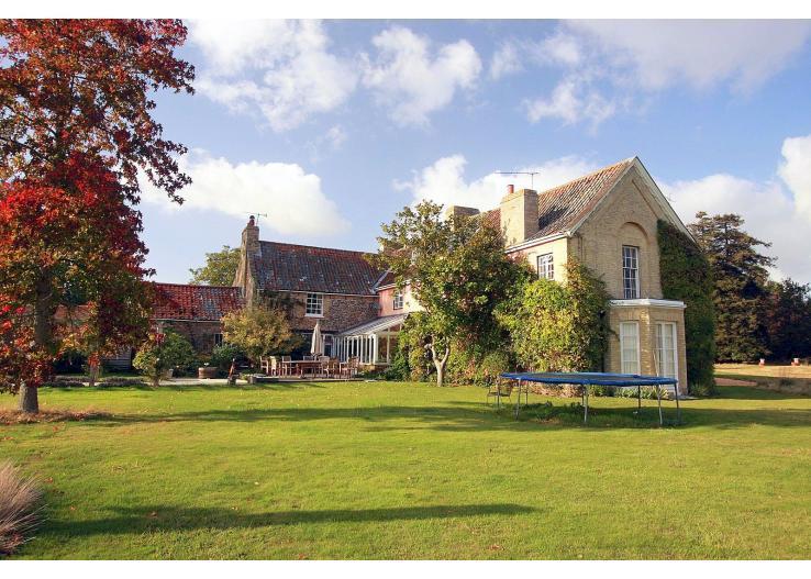 britain-ireland/norfolk/old-rectory-house - Image 1 - Oxborough - rentals