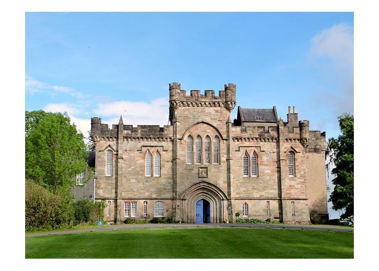 britain-ireland/scotland/c13th-scottish-castle - Image 1 - Fenwick - rentals