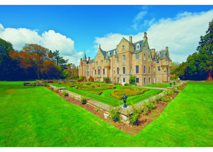 East Lothian Castle - Image 1 - Carberry - rentals