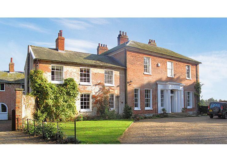 britain-ireland/suffolk/c18th-rectory - Image 1 - Bawdsey - rentals