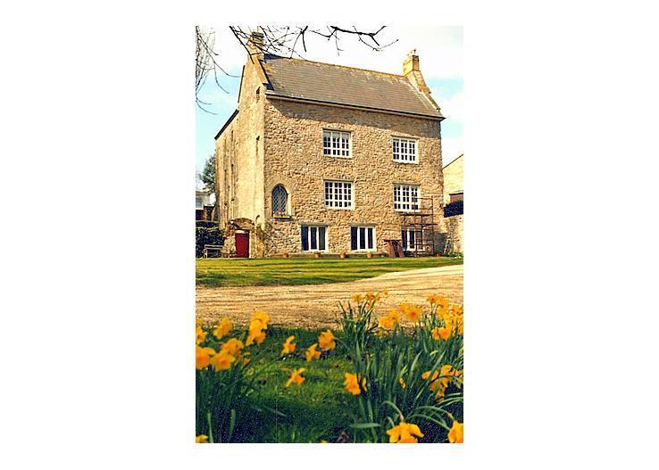 britain-ireland/wales/the-medieval-manor - Image 1 - Caldicot - rentals