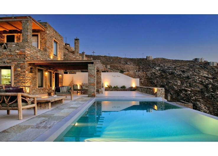 greece/kea/villa-dalmat - Image 1 - Kea - rentals