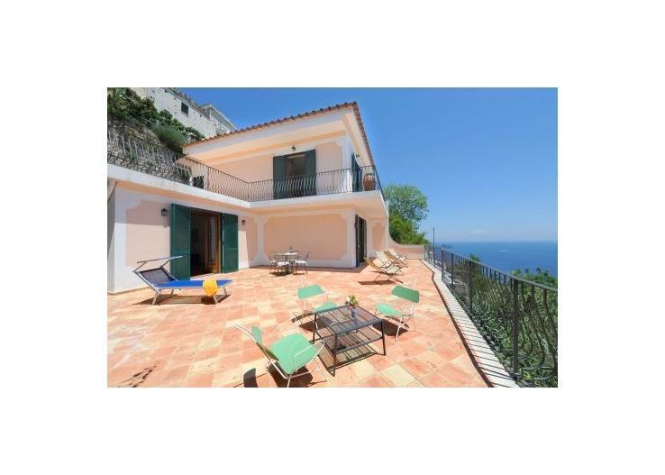 italy/campania-amalfi-coast/villa-dina - Image 1 - Praiano - rentals