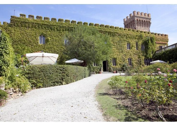 italy/tuscany/castle-mago - Image 1 - Castagneto Carducci - rentals