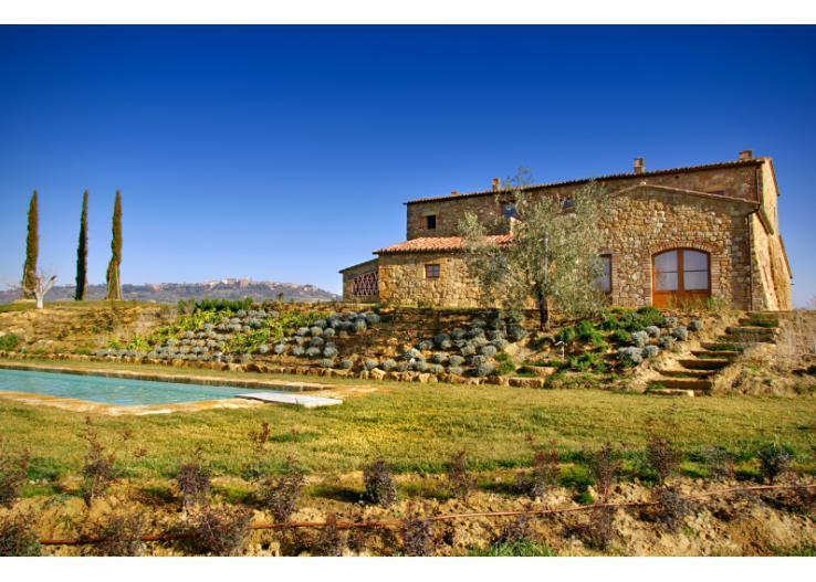 italy/tuscany/pienza-villa - Image 1 - Pienza - rentals