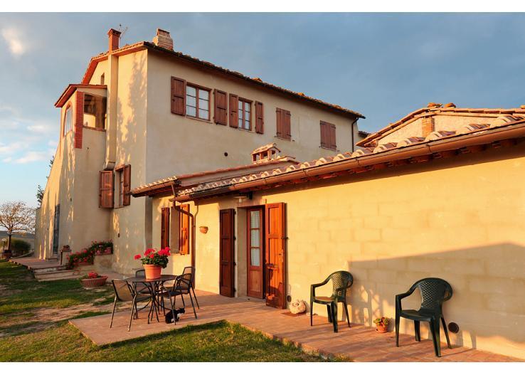 italy/tuscany/poggio-salto - Image 1 - Lucignano D'asso - rentals