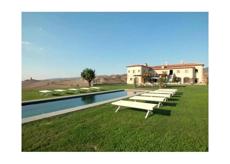 italy/tuscany/villa-casella - Image 1 - Pienza - rentals