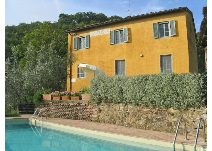 italy/tuscany/villa-costi - Image 1 - San Leolino - rentals
