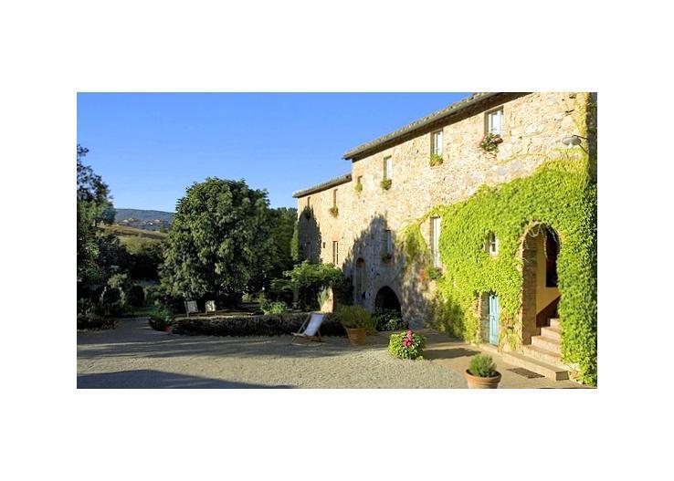 Villa Leccio - Image 1 - Monticiano - rentals