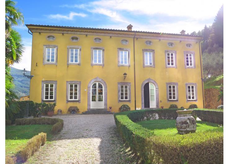 italy/tuscany/villa-lucchese - Image 1 - Vorno - rentals